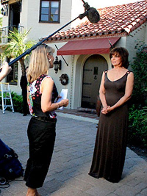 Donna Mills ,Linda Gray et Morgan Fairchild. - Côte Ouest Addict