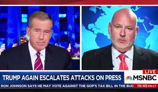 Steve Schmidt Accuses Trump Of Declaring Fox News 'American State TV'