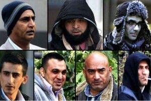 """""""Seksualna Apokalipsa"""": Noże na gardłach dzieci. Brutalne gwałty, kaleczenie. 100-osobowy islamski gang bezkarny"""