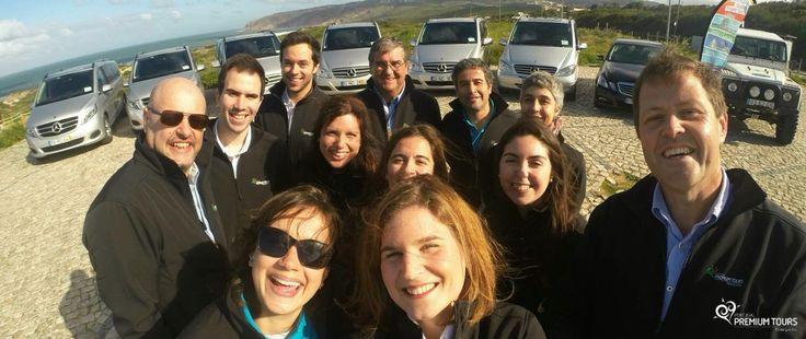 Foto da equipa Portugal Premium Tours, 2016