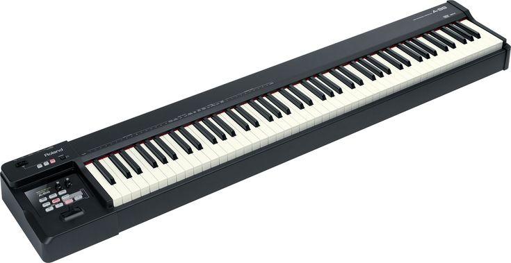 A-88: MIDI Keyboard Controller - Die MIDI-Tastatur, die sich wie ein Flügel spielt