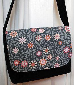 Kids Messenger Bag Free Sewing Pattern   AllFreeSewing.com