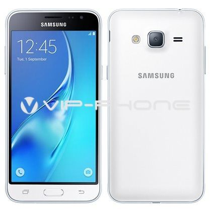 Samsung Galaxy J3 (2016) J320F Dual-Sim fehér kártyafüggetlen mobiltelefon - Most 24% kedvezménnyel