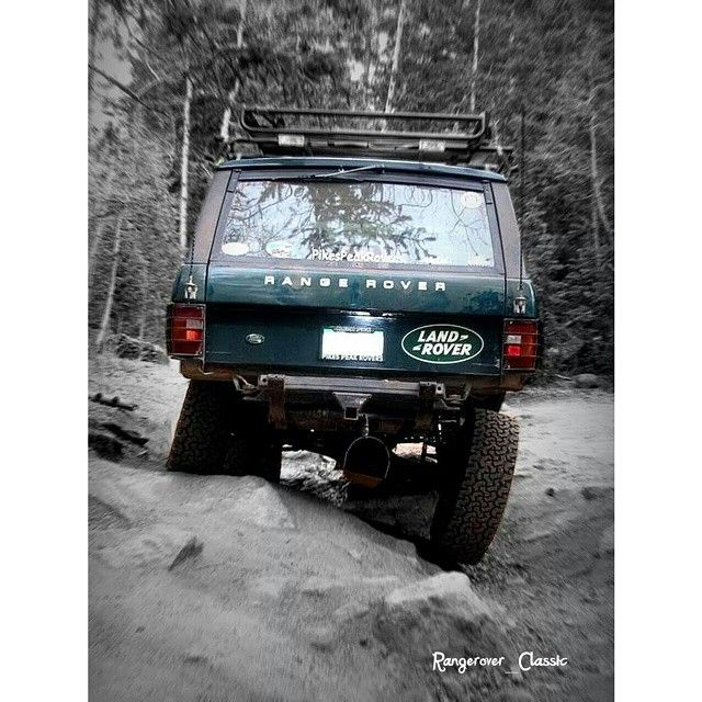 Range Rover Vogue Classic 4x4 Offroader