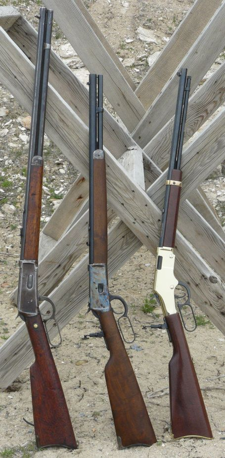 Winchester-rossi-henry-lever-action-rifle | Lever Action Rifles, Winchester, Rossi and Henry. A great collection of lever action rifles.
