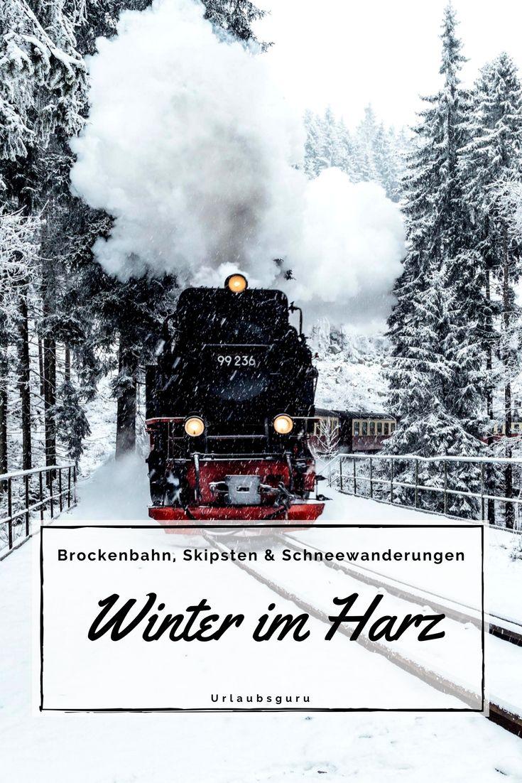 Heute möchte ich euch eine der schönsten Urlaubsregionen Deutschlands vorstellen: den Harz. Ich zeige euch, welche Sehenswürdigkeiten euch in dem abwechslungsreichen Mittelgebirge rund um den Brocken erwarten und welche Aktivitäten ihr hier erleben könnt. Ob Wellness, Sport oder einfach eine Auszeit für die Seele – der Harz wird euch besonders jetzt im Winter begeistern! #germany #harz #winter #romantik #schnee #snow #bucketlist