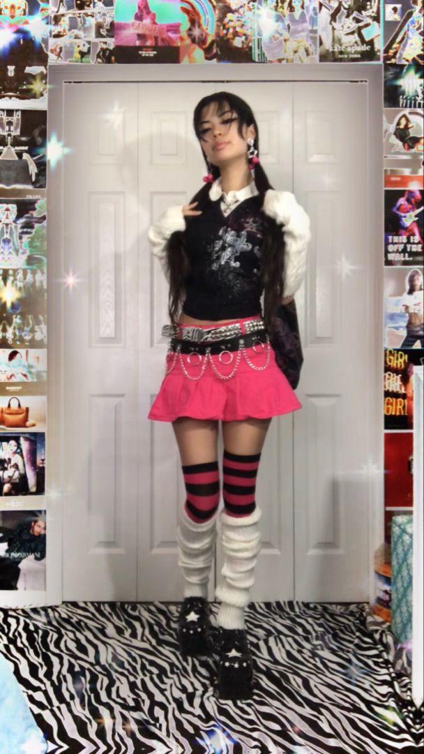 Tiktok Jennylek In 2021 Fashion Cute Fashion Aesthetic Clothes