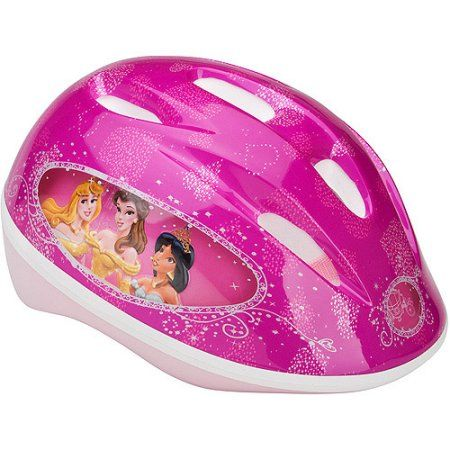 Disney 3D Princess Child's Bike Helmet