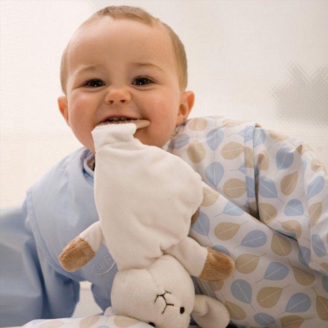 Przytulanka z gryzakiem owieczka Shleepy / Koo-di #dzieci