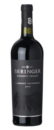 2010 Beringer Knight's Valley Cabernet Sauvignon | Classic California Cab. Great buy especially for the price point.