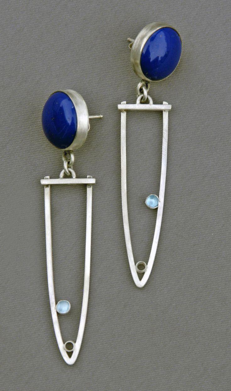 For Gift Earring Handmade Earring Unique Gemstone Earring 925 Sterling Silver Earring Exciting Smoky Topaz Earring For Her