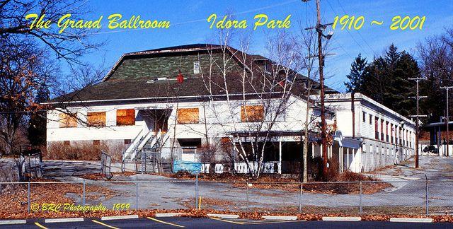 abandoned amusement parks in ohio idora park | ... idora park 1899 1984 was a northeastern ohio amusement park popularly