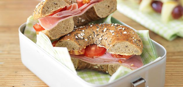 We've five great classic back to school lunchbox ideas for your kids to tuck into.
