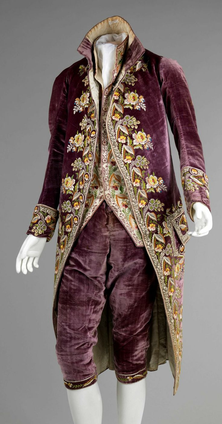 Men's Rococo (France)