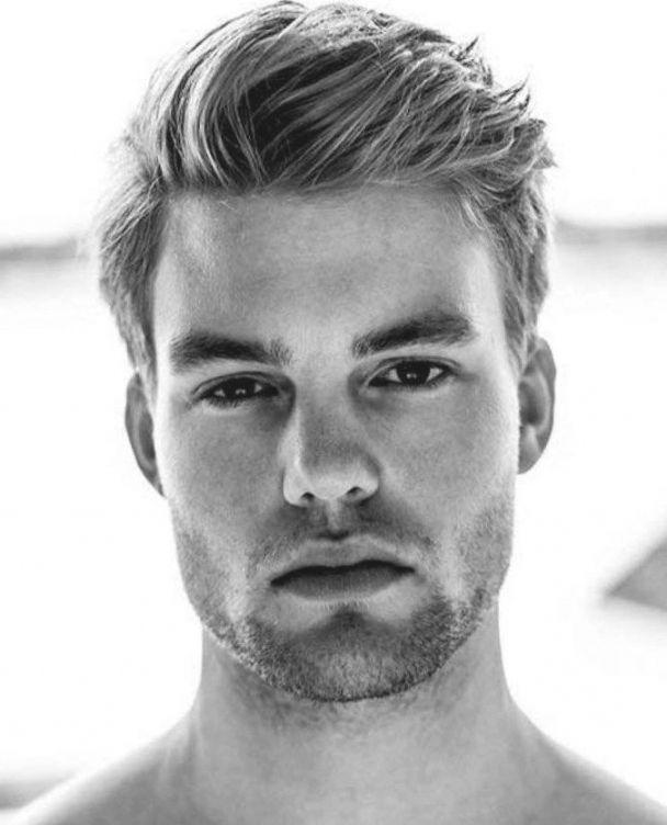 Trendy Frisuren Männer Dickes Gesicht