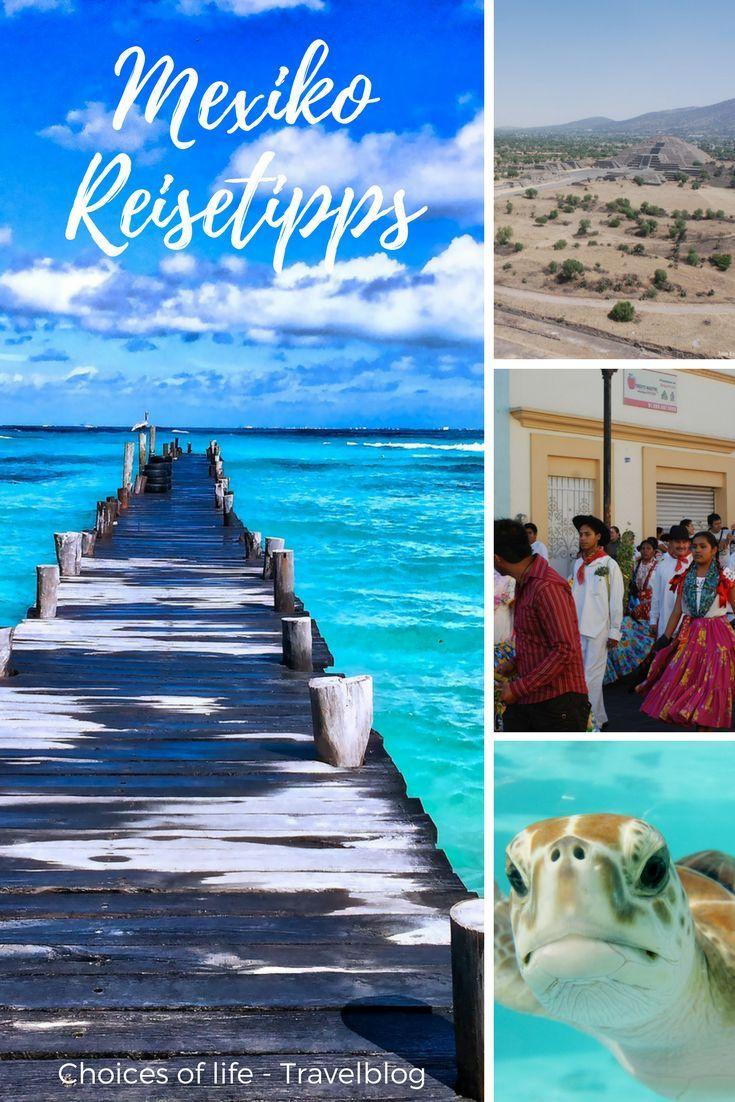 Mexiko Reisetipps | Überblick über das Land | Mexiko ist vielfältig, hat viel zu bieten und ist für jeden Reisetyp geeignet. Tolle Strände, beeindruckende Ausgrabungsstätte, begeisternde Kultur und Lebensart der Einheimischen... |Urlaub in Mexiko, Reisetipps für Mexiko