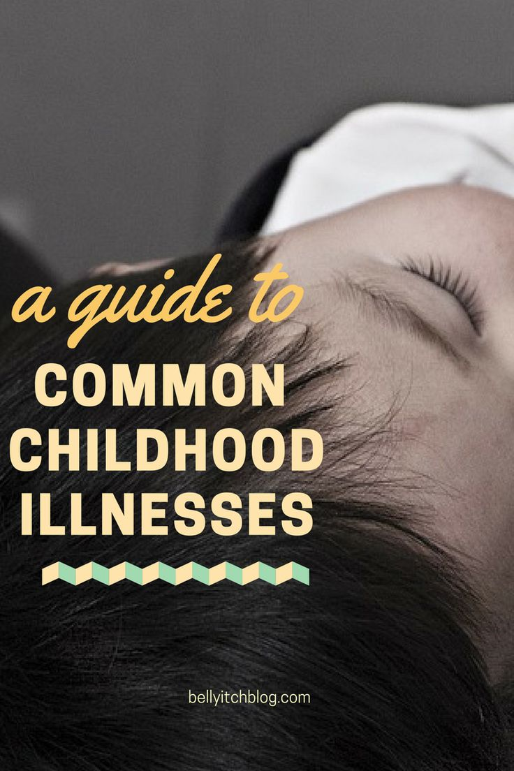 Early Signs of Common Childhood Illnesses