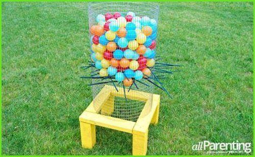 Tijd om buiten te spelen! 14 Leuke kinderspelletjes voor in de tuin! - Zelfmaak ideetjes