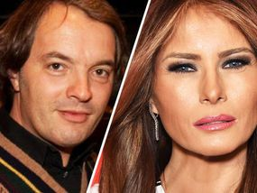 MELANIA TRUMP, wife of Donald Trump - now age 47 - was not always married to the President of the United States. This man claims to have been a boyfriend of the First Lady in her native Slovenia, long before the model her her husband. However, Melania denies is claims.