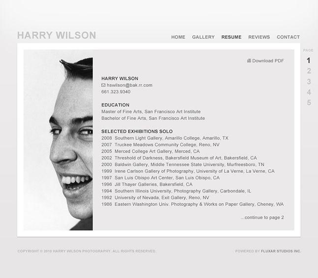 21 best Photographers Resumes images on Pinterest Creative - resume for photographer