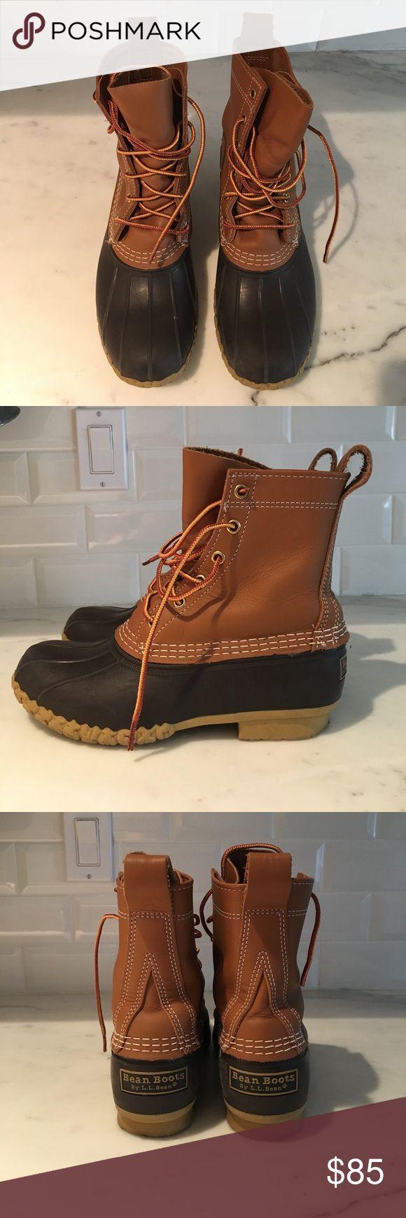 "Size 8 LL Bean boots 8"" Brand new LL bean boots! L.L. Bean Shoes Winter & Rain Boots"