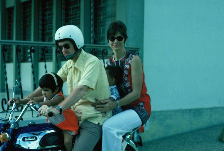 Family transportation in Colombia.  jimhurd.com