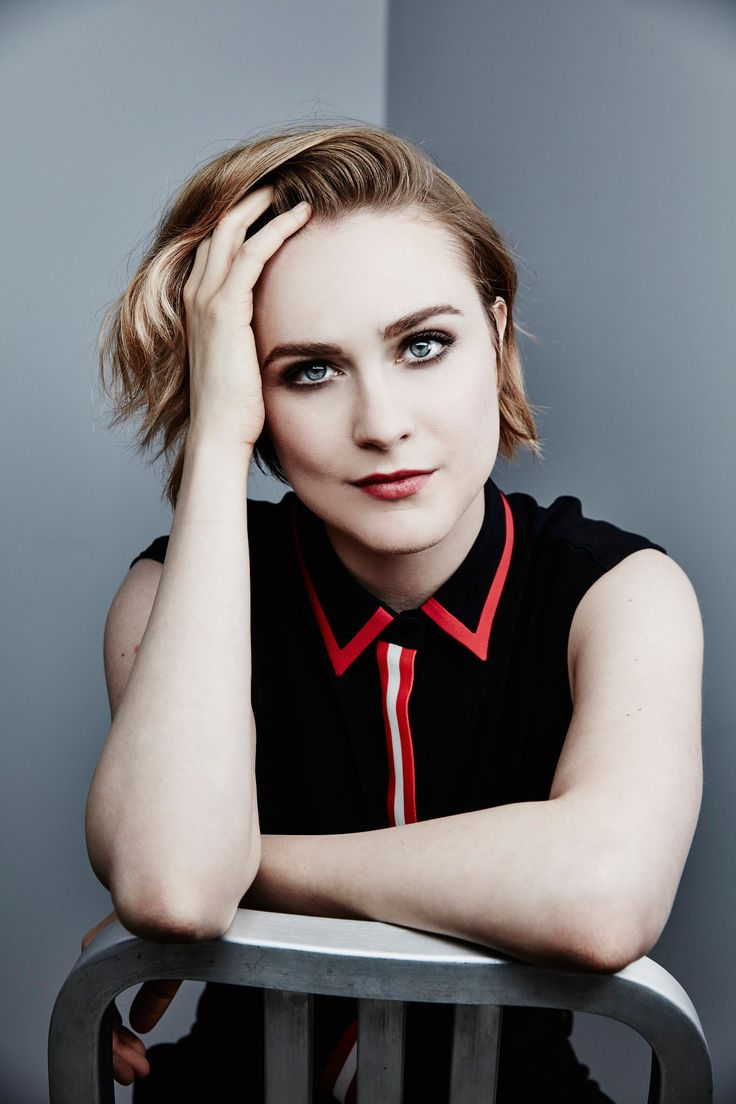 Evan Rachel Wood - Maarten de Boer Photoshoot during the 2015 Toronto International Film Festival (September 2015)