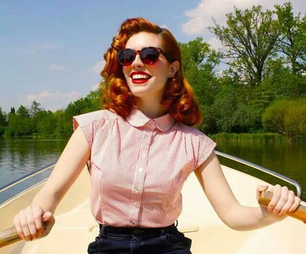 How to Dress Rockabilly at Work