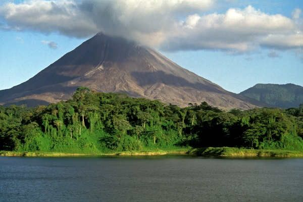 Our NEW Costa Rica Family Highlights vacation package brings you to the top Costa Rica destinations for kids! Visit a volcano, rainforest, waterfall & more!