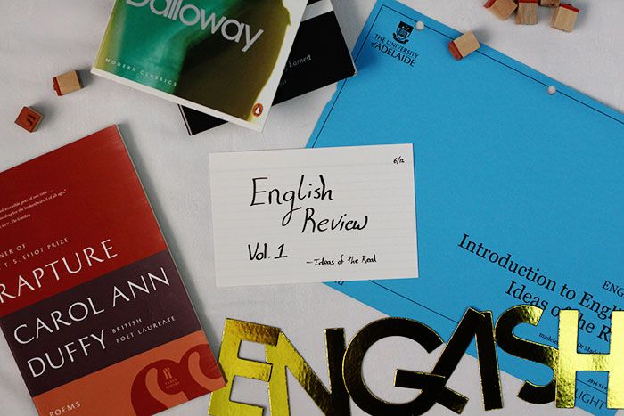 The English Review Vol. 1   Ideas of the Real