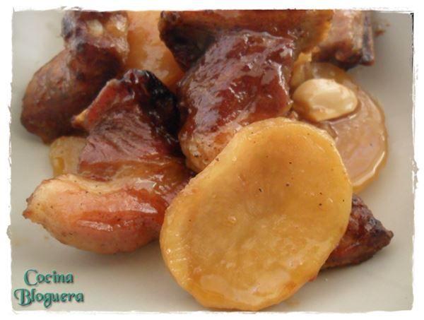 Costillas Agridulces a la Miel | Cocinar en casa es facilisimo.com