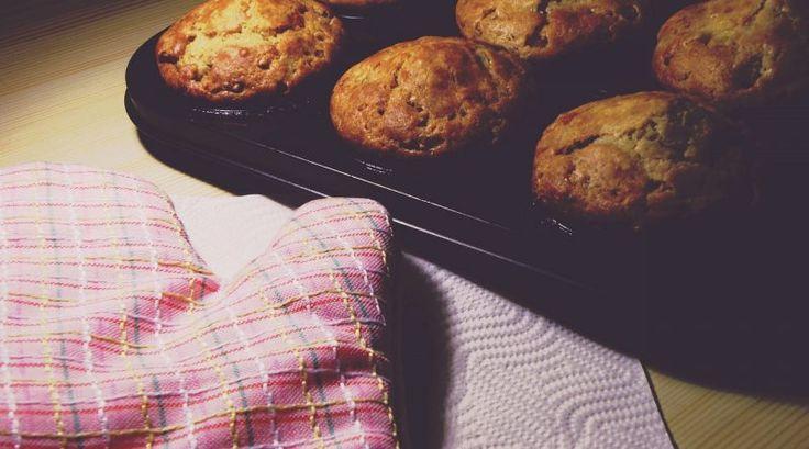 Pølsehorns muffins til madpakken