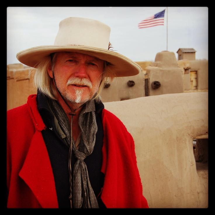 Bents old fort ranger Dan