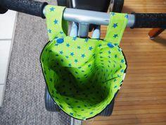 Tutorial Fahrradtasche - Laufradtasche - Pukywutschtasche   Vor einiger Zeit habe ich mir überlegt wie ich eine Lenkertasche für die Pukyw...