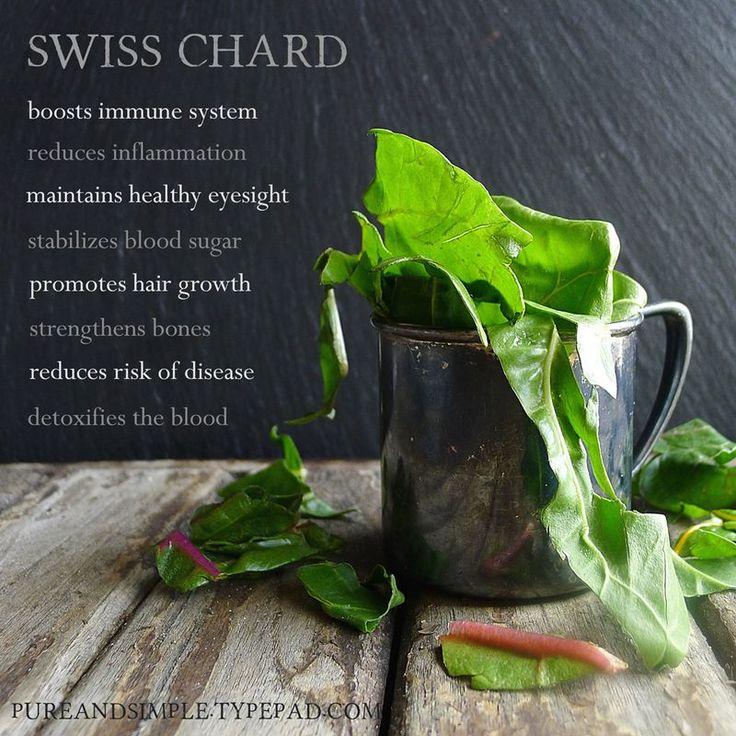 Swiss Chard Benefits