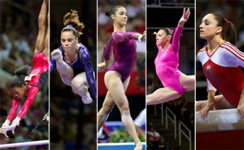 woman's olympic gymnastics quotes | to the talented girls on our women s gymnastics team