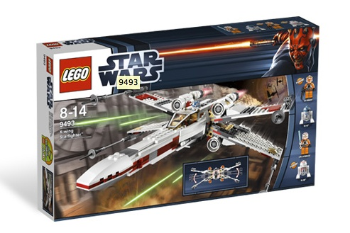 From: http://starwars.lego.com/en-US/Products/Default.aspx#9493 $60