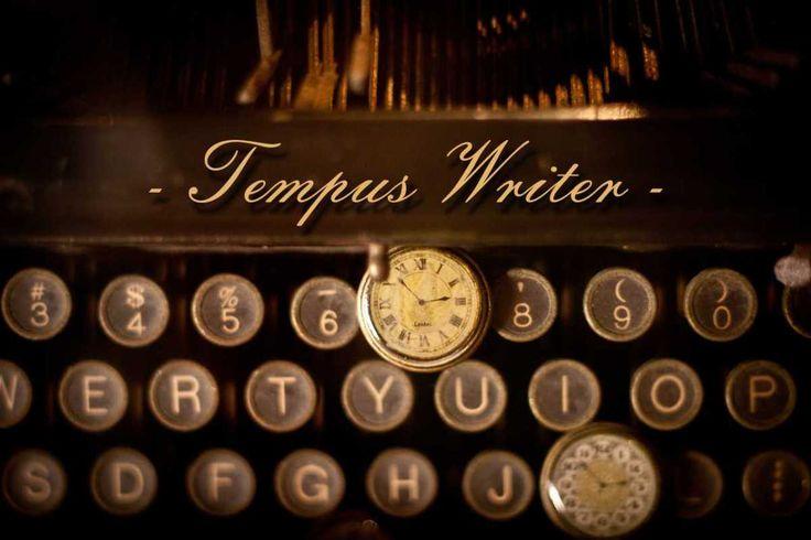 """Egli esclamò: """"Tempus writer!"""". Fra le dita scorrono i tasti, come il vento che scuote i rami degli alberi. Ebbe inizio la corsa. Forse folle, di ignobili pensieri. Oltre le siepi dell…"""