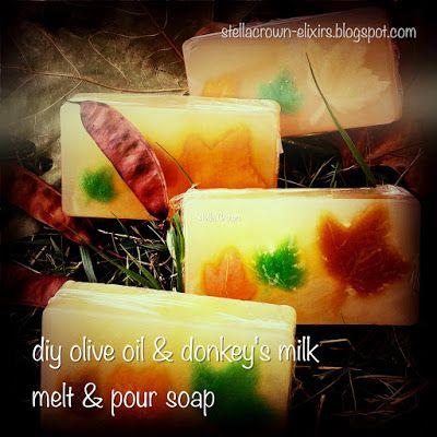 φυσικά καλλυντικά Stella Crown: diy olive oil & donkey's milk melt & pour soap  #diycosmetics #diyideas #diysoap #meltandpour #soap #glycerinsoap #naturalbeauty #bathtreats #soaprecipe #oliveoil #donkeysmilk  #luxurysoap #loveyourskin #SLSfree #chemicalfree #bathandbody #skincare #naturalcosmetics #beautyelixirs #recipeideas #beautyblog #recipeblog #followme #φυσικά_καλλυντικά #stella_crown