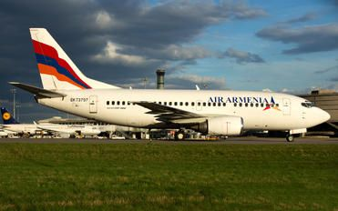 EK-73797 - Air Armenia Boeing 737-500 (90 views)