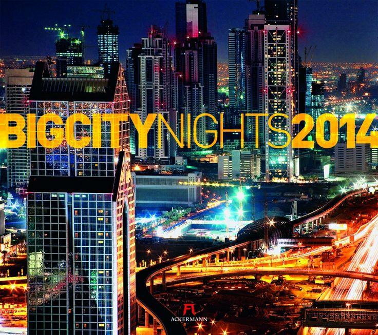 Big city nights calendar 2014 - 54x48 cm - 9783838414461 | XL Kalenders | kaartfanaat #newyork #ny #city #wereldsteden