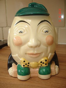 34 Best Images About Humpty Dumpty Cookie Jars On