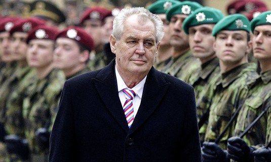 "Czech president: migrants should be fighting Isis, not 'invading' Europe | Perhaps they are not fighting the Islamic State because they sympathize or even work with the Islamic State. The Czech president is one of the few, the rare few, speaking candidly about the Muslim invasion of Europe. ""I am profoundly convinced that we are facing an organised invasion and not a spontaneous movement of refugees"""