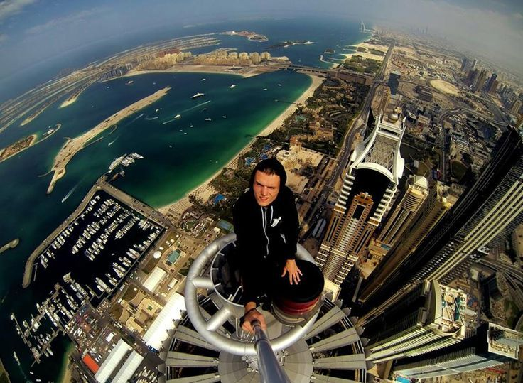 Things to Do in Dubai : Princess Tower of Dubai is the favorite spot for such daredevils.