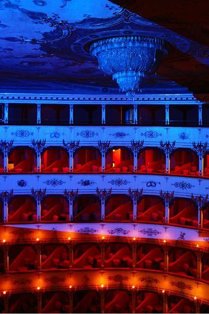 Mapping Teatro Rossini