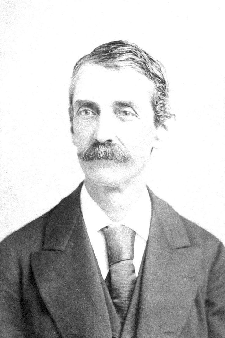 * William Rich Hutton *  1880.  (* Washington D.C., 21/Março/1826 - 11/Dezembro/1901). Pintor, Agrimensor, Engenheiro Civil.