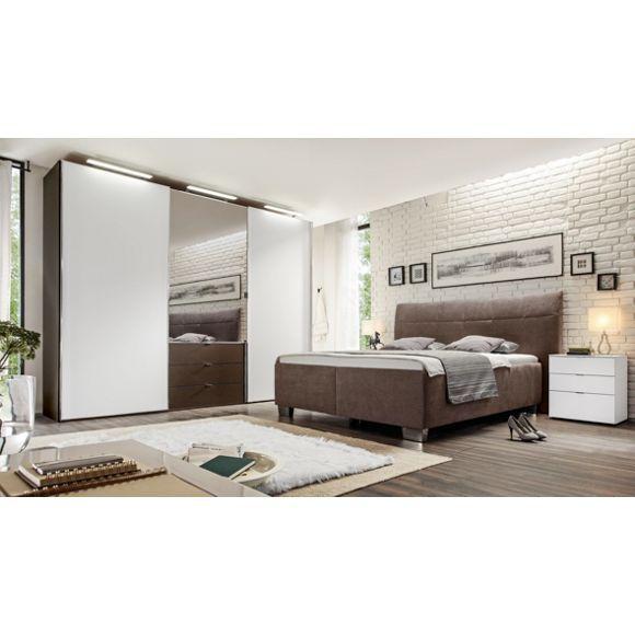 Premium Polsterbett von NOVEL   für modernes und gemütliches Schlafen