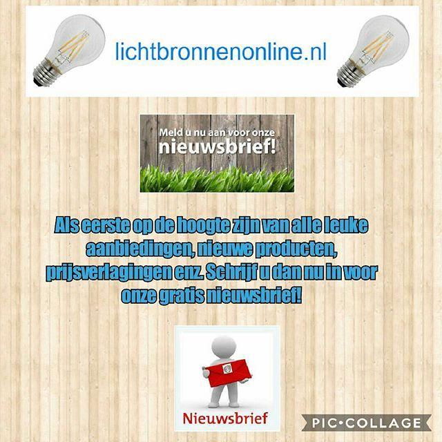 Kijk voor meer artikelen, prijzen en acties op onze website www.lichtbronnenonline.nl