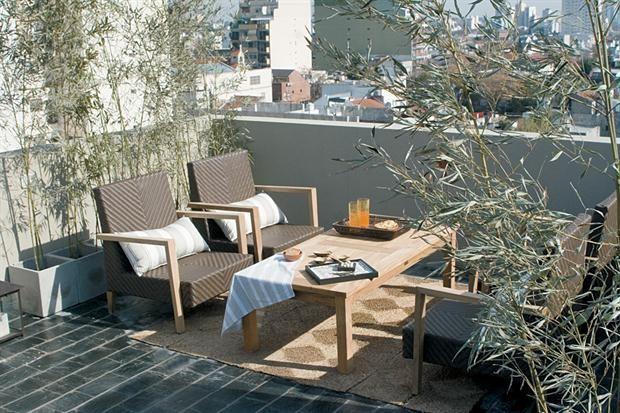 Diez terrazas y patios para tomar ideas patios for Ideas de patios y terrazas