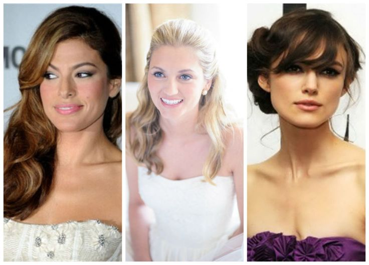 87 best How To Match Your Hairstyle To Your Dress images on ...